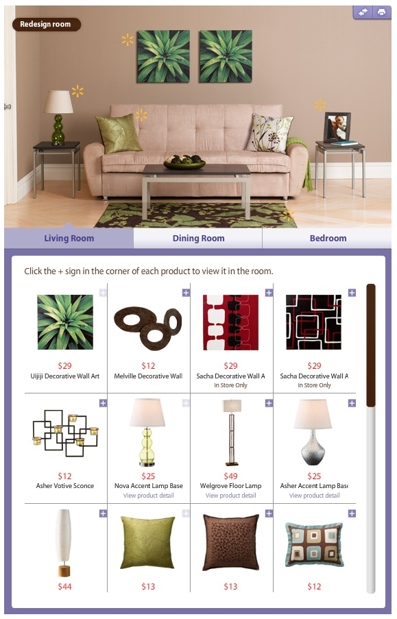 Designvine word is that walmart stores will honor competitors pricing on identical items so keep those sunday circulars if you plan to check out hometrends mozeypictures Gallery
